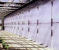 Insect Isolation Bay Curtains