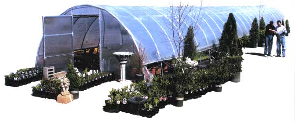 Kool House commercial greenhouses
