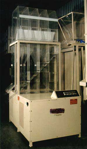 Multiple Air Chamber System seed separator