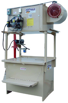 Heatwave Model 150 waste oil heater