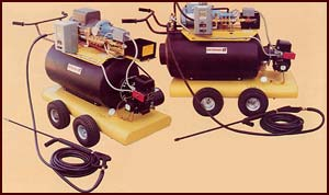 Hot High Pressure Washers