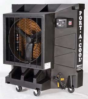 "Port-A-Cool 24"" High Performance Unit"