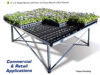 Dura Ultra sample bench