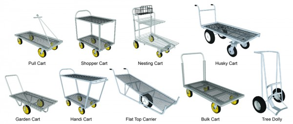 Carts available from USGR