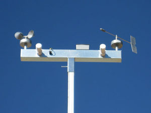 Weather station T sensors