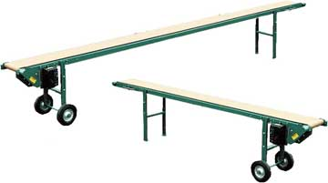 Bouldin & Lawson portable conveyor