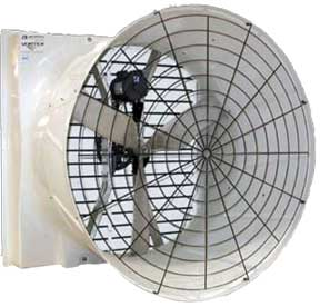 Aerotech Vortex fan