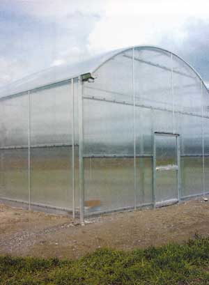 Twinall polycarbonate