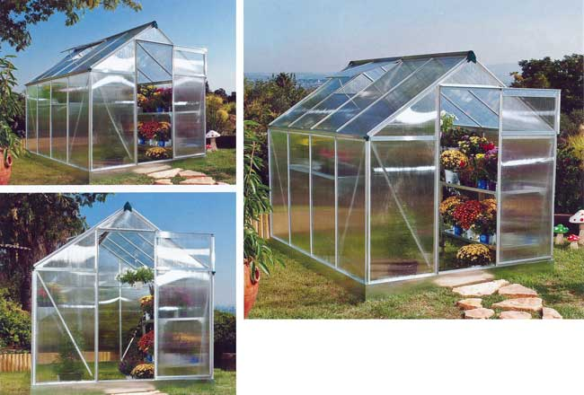 Multi-Line hobby greenhouse