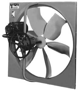 Acme Super Windmaster belt driven fan