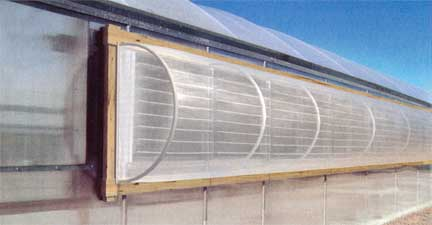 Ventilation system insect screen