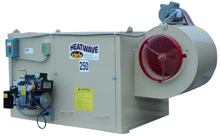 Heatawave Model 250 waste oil furnace